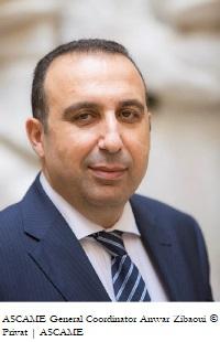 ASCAME General Coordinator Anwar Zibaoui © Privat | ASCAME